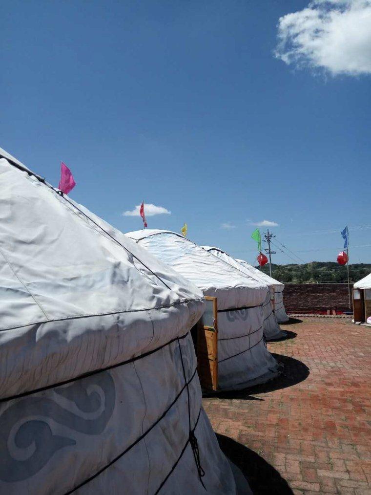 蒙古包-蒙古风情