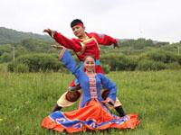 蒙古舞演出
